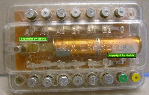 Trix Express 6591 Relais (Bm1)