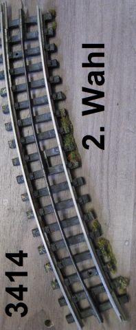 w218/ Trix Express 4314 curved, R1-24°