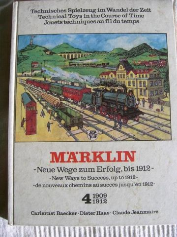 M3/ märklin - toys in the change of time, volume 4