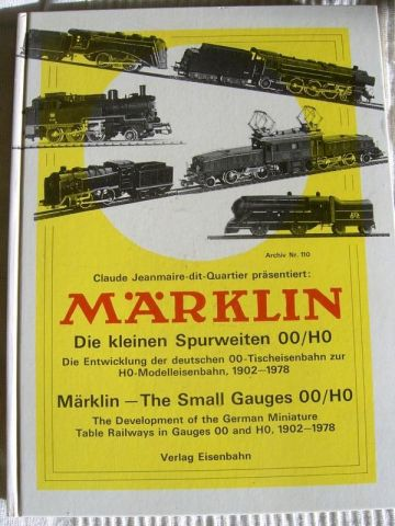 M6/ märklin - toys in the change of time volume 10