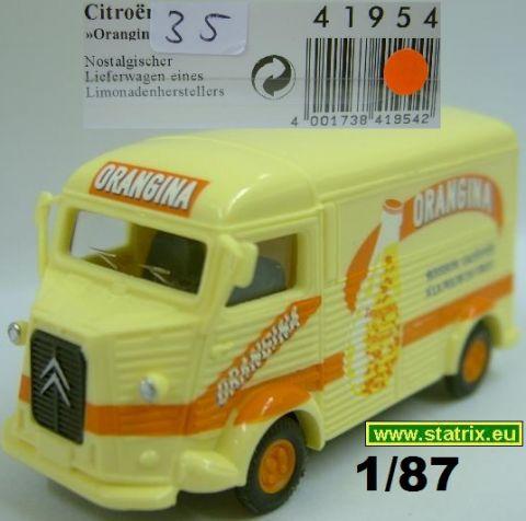 ma35/ Busch 47722 Citroen H Orangina