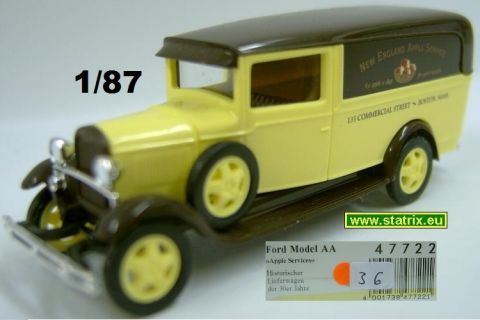 ma36/ Busch 47722 Ford Modell AA