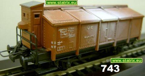 743/ Trix Express 20/88, 424, 3424, Wuppertal