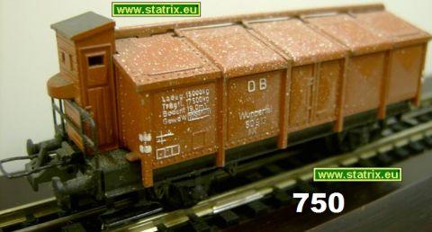 750/ Trix Express 20/88, 424, 3424, Wuppertal