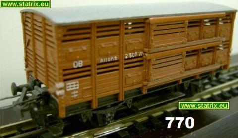 770/ Trix Express 20/119, 425, 3425 boxcar Altona