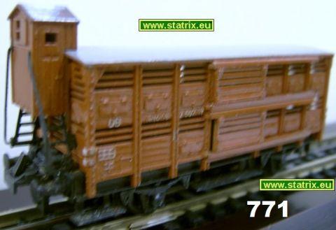 771/ Trix Express 20/120, 426, 3426 boxcar Altona
