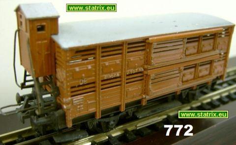 772/ Trix Express 20/120, 426, 3426 boxcar Altona