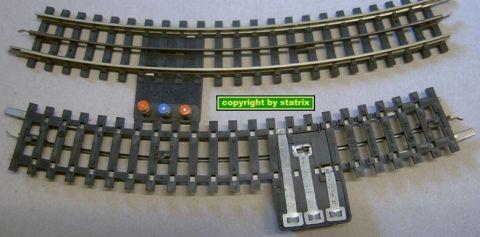 w210/ Trix Express 4372 contacttrack