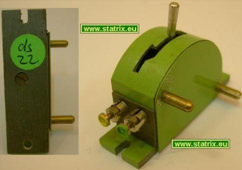 ds22/ Trix Express 20/30 switch green