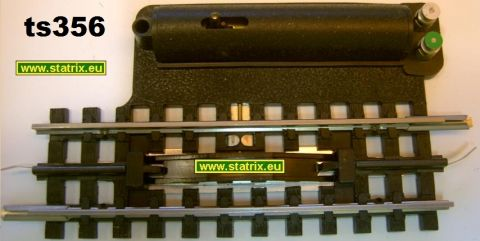 Trix Express 4396 Entkupplungsgleis ohne Mast Top (w230)