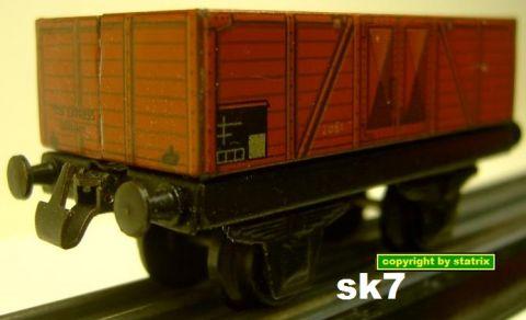 Trix Express 20/67 open car (sk7)