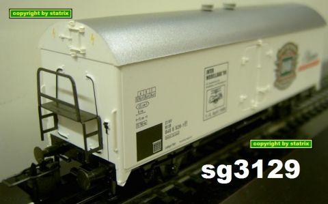 Trix Express 33881 Beerboxcar DAB (sg3129)