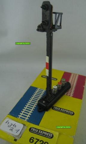 Trix Express 6729 Licht-Hauptsignal