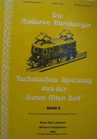 Die Anderen Nürnberger Band 6