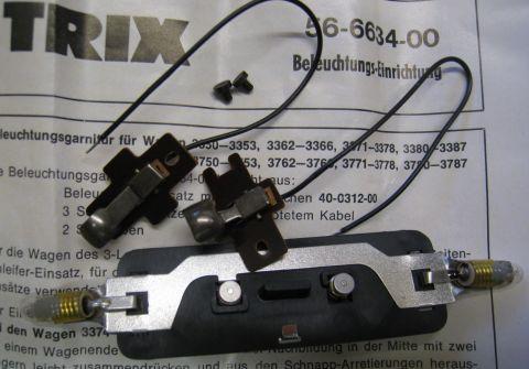 Trix Express 6634 Beleuchtungseinrichtung