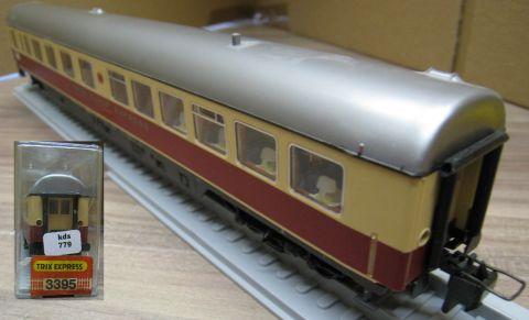 Piko Boxcar from the CSD, grey, (KD12)