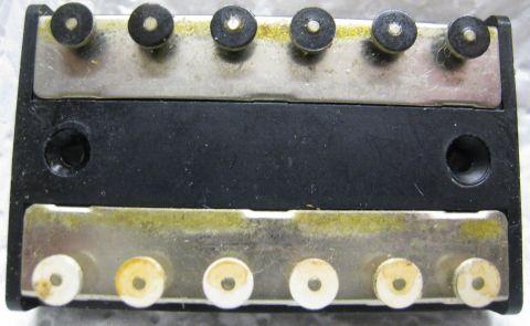 Trix Express 6582 Verteilerplatte 2-Polig 2. Wahl