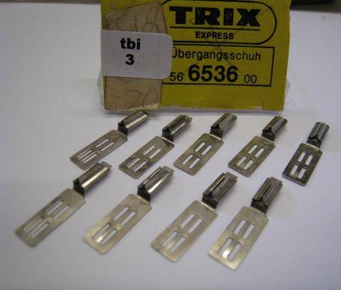 Trix Express 6536 (66536) 10st Übergangs-Schienenverbinder