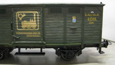 Trix Express 20/60 E94 007 Automatic AC (kds32)
