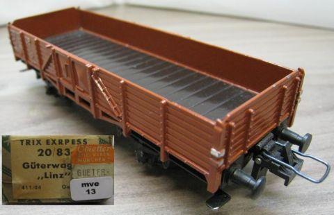 Trix Express 32267 V100 009 4-achsig angetrieben (mve10), letzte Version