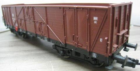 Piko/Trix Express Hochbord Wagen OOru der DR (20-50)