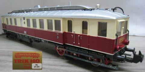 Trix Express 2269 Triebwagen 858 der DRG (21-94) selten Top/OV