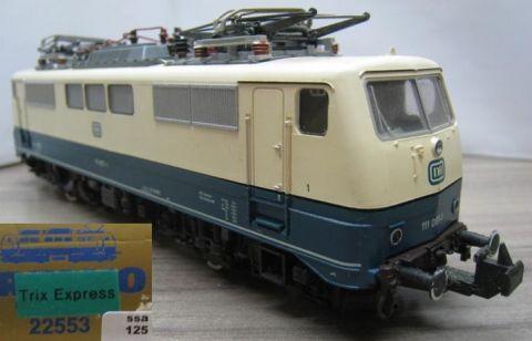 TI/TE 22553 BR 111-007-1 türkis/beige (ssa125)