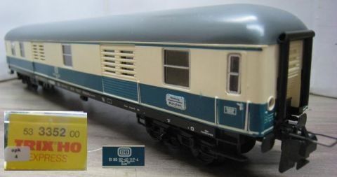 Trix Express 2267 V100 009 rot 4-achsig angetrieben (esw30)
