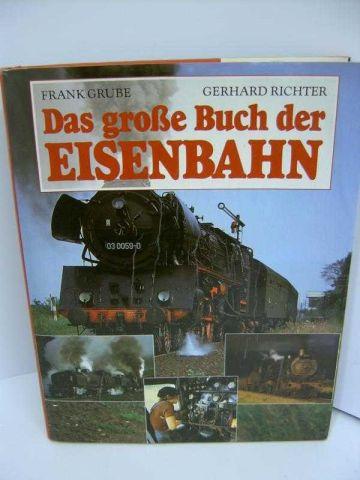 Das große Buch der Eisenbahn ISBN 3-89350-520-2 b211