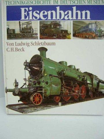 Eisenbahn Technikgeschichte im Deutschen Museum b217