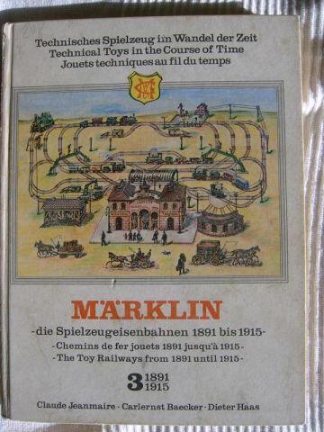 Märklin - Spielzeug im Wandel der Zeit Band 3 (m2)